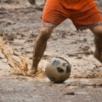 Optimales Fussballwetter im Browsergame