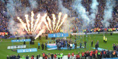 Pokal und Meisterschaft im Online Fussball Manager